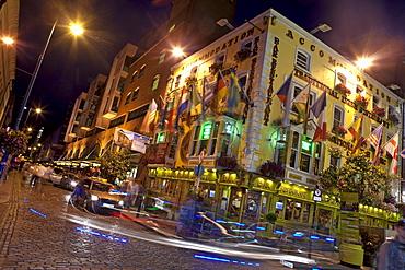 Fleet Street, Temple Bar area, Dublin, County Dublin, Ireland