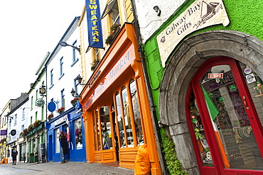 Galway shops, Galway, Galway County, Ireland