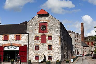 Jameson Whiskey Distillery, Midleton, County Cork, Irland