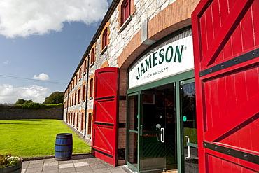 Jameson Whiskey Distillery, Midleton, County Cork, Ireland
