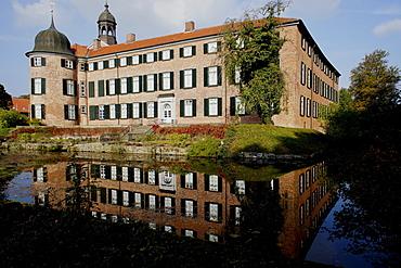 Eutin Castle, Eutin, Schleswig-Holstein, Germany, Europe