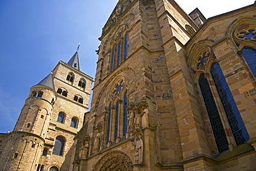 St. Peter's cathedral, Church of Our Lady, Trier, Mosel, Rhineland-Palatinate, Germany, Europe