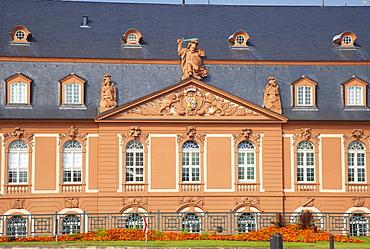 Landtag (State Diet), Mainz, Rhenish Hesse, Rhineland-Palatinate, Germany, Europe
