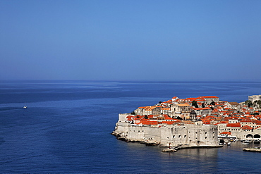 Old Town, Dubrovnik, Dubrovnik-Neretva county, Dalmatia, Croatia