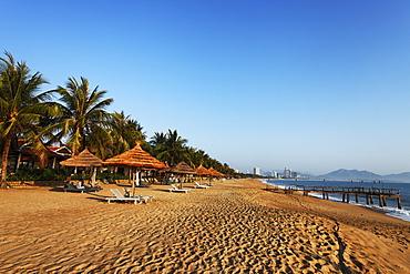 Beach, Hotel Evason Ana Mandara, Nha Trang, Khanh Ha, Vietnam