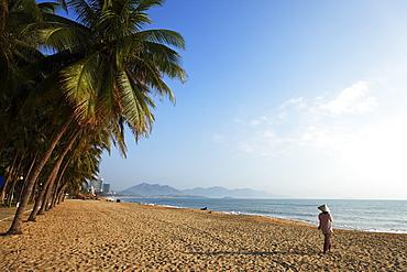 Beach, Nha Trang, Khanh Ha, Vietnam