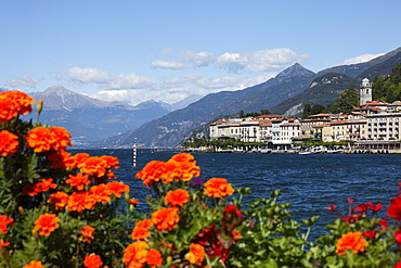 City view, Bellagio, Lake Como, Lombardy, Italy