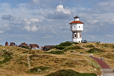 Water Tower, North Sea spa resort Langeoog, East Frisia, Lower Saxony, Germany