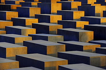 Memorial to the Murdered Jews of Europe, Holocaust Memorial, Berlin, Deutschland
