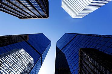 Highriser, Downtown, Denver, Colorado, USA, North America, America