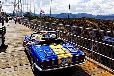 Canon City, Royal Gorge, Haengebruecke, Colorado, USA, North America, America