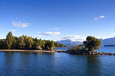 Lago Nahuel Huapi, near San Carlos de Bariloche, Rio Negro, Patagonia, Argentina