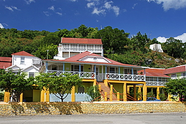 Jamaica Milk River Bath and Spa with one of the highest radioactivity levels of any mineral bath in the world.