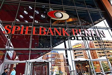 Berlin Casino, Marlene Dietrich Square, Potsdam Place, Berlin, Germany