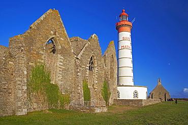 Pointe de St Mathieu, Finistere, Bretagne, France, Europe