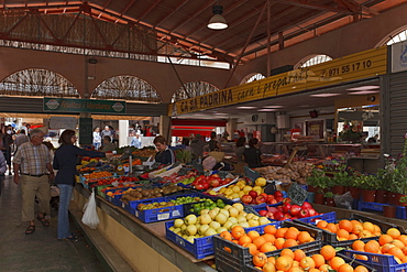 Weekly market, Manacor, Mallorca, Balearic Islands, Spain, Europe