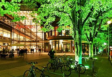 Old Potsdam Street, Potsdam Place Arcades, Potsdam Place, Festival of Lights, Berlin, Germany