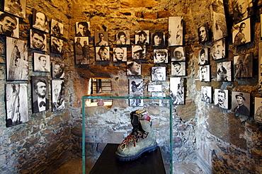 Reinhold Messner mountain museum, Sigmundskron castle, Bozen, Alto Adige, South Tyrol, Italy