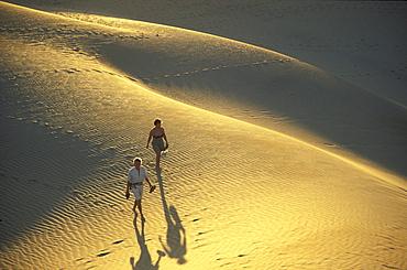Sandduenen Maspalomas, Gran Canaria Kanarische Inseln, Spanien