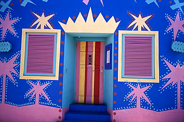 Angry Annies Restaurant, Holetown, St. James, Barbados, Caribbean