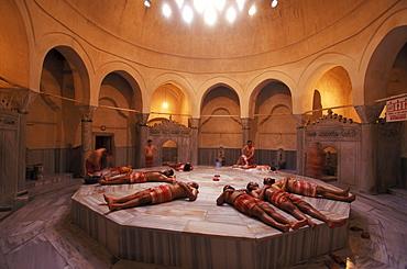 Cemberlitas Hamam, Sultanahmet, Istanbul, Turkey