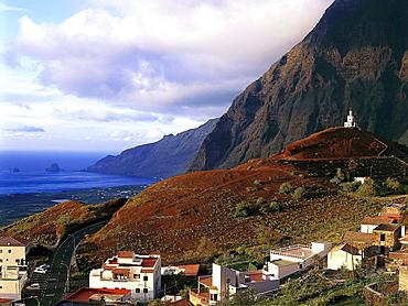 Bellfry, El Golfo, Frontera, El Hieero, Canary Islands, Spain