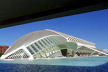 City of Arts and Sciences, Valencia, Spain, Spanien