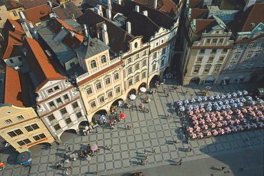 Old Town Square, Praha, Czech Republic