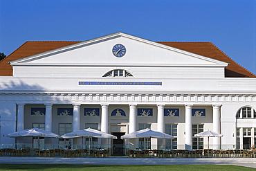 Kempinski Grandhotel, Heiligendamm, Baltic Sea, Mecklenburg-Western Pomerania, Germany