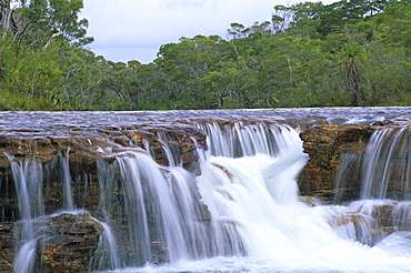Twin Falls, Telegraph Road, Jardine River National Park, Cape York Peninsula, Queensland, Australia