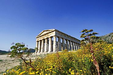 Temple of Segesta, Sicily, Italy