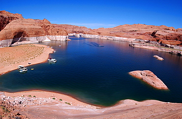 Lake Powell, Navajo Canyon, Arizona, USA