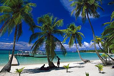 Tabyana Beach, West Bay Beach, Roatan, Honduras