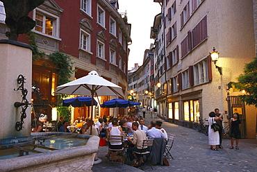 Neumarkt district, Zurich, Switzerland