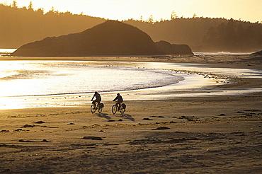 Schooner Cove, Pacific Rim natural preserve, Vancouver Island, British Columbia, Canada, North America, America