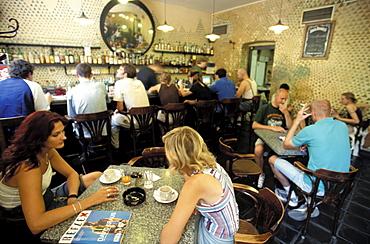 Velryba Bar, Prague, Old Town, Czechia