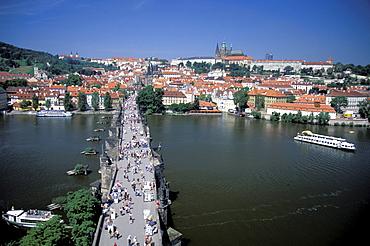 Vltava, Prague, Czechia