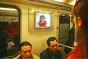 passengers, Metro Shanghai