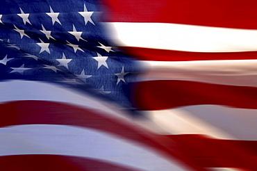 Stars and Stripes, us-american Flag, USA00057182