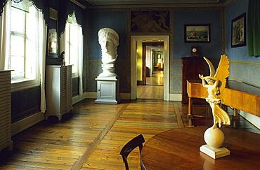 Europe, Germany, Thuringia, Weimar, Goethe's House, Goethe's study, the Juno Room