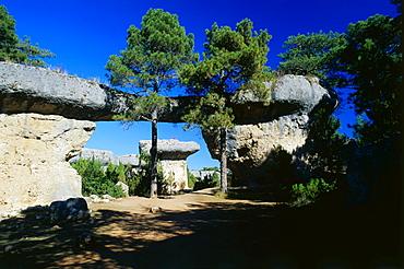 Ciudad Encantada, enchanted town, Serrania de Cuenco, Province Cuenca, Castilla-La Mancha, Spain