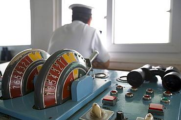 MV Victoria Queen Bridge, Victoria Cruises, Yangtze River, China