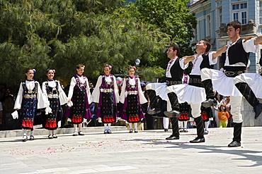 dancers, Rose Festival, Karlovo, Bulgaria, Europe