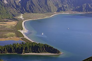 Lagoa do Fogo, Azores, Portugal