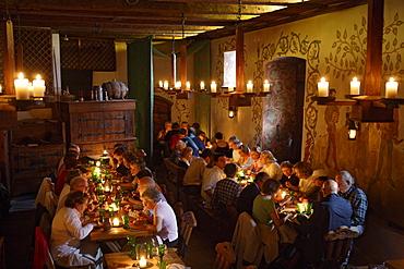 Restaurant Olde Hansa, Tallinn, Estonia