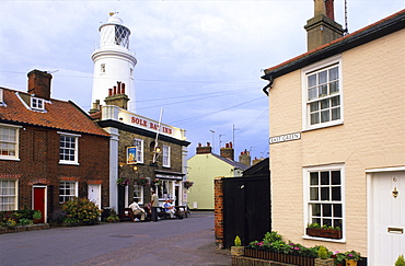 Europe, England, Suffolk, Southwold, East Anglia, lighthouse