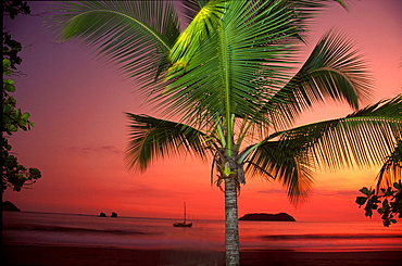 Sunset, Manuel Antonio National Park, Costa Rica