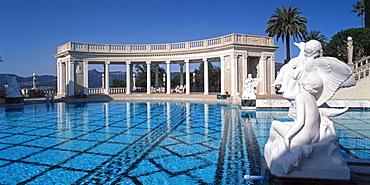 San Simeon Hearst Castle Pool