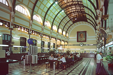Post office, Ho Chi Minh, Saigon, Vietnam