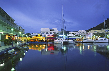 Marigot, Saint Martin, Small Antilles